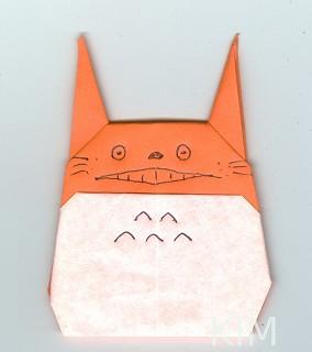 クリスマス 折り紙 折り紙 トトロ : keisanjyaku.com